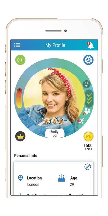privetalk online dating app - cyprus dating - real verified people icon